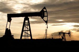 Oil well dererk