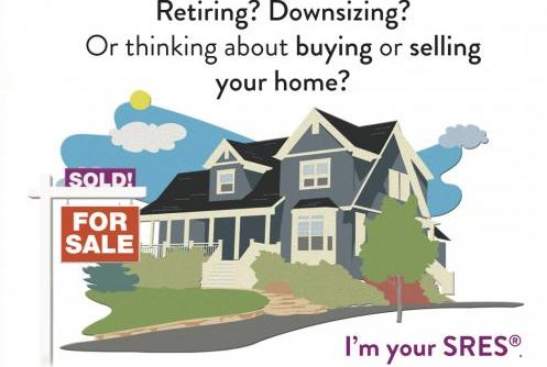 Retiring? Downsizing? Or thinking about buying or selling your home? 55+ Houston Real Esate