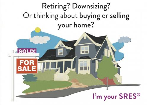 55+ Houston Real Estate Specialist
