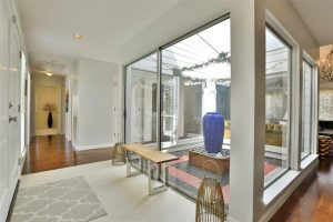 Atrium in home