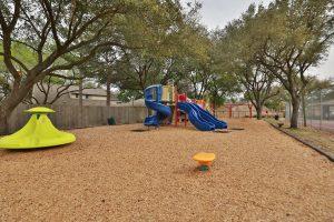 Playground at Village West in West Houston