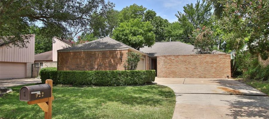 Beautiful and Completely Updated Home – 77077